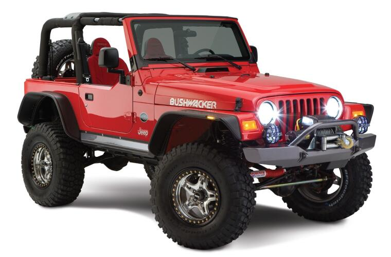 jeep wrangler 2005- 2021