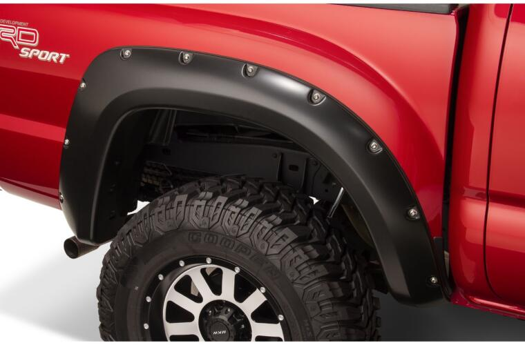 Fender Flares Pocket Style 2Pc Rear