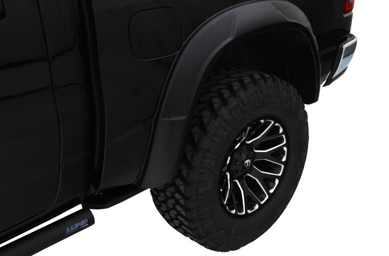 DRT STYLE FENDER FLARE - 2PC REAR