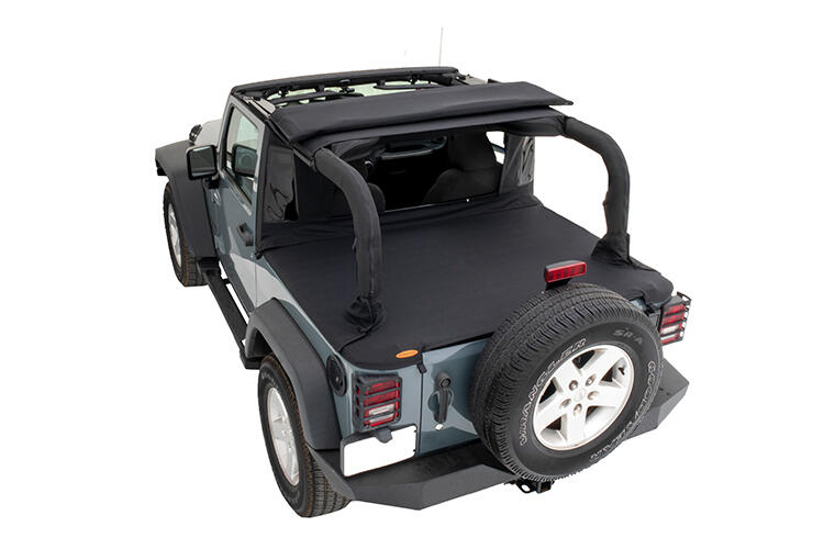 Jeep Trail Armor Fastback Exterior Accessories Truck Hero