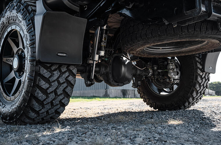 Bushwacker Mud Flaps