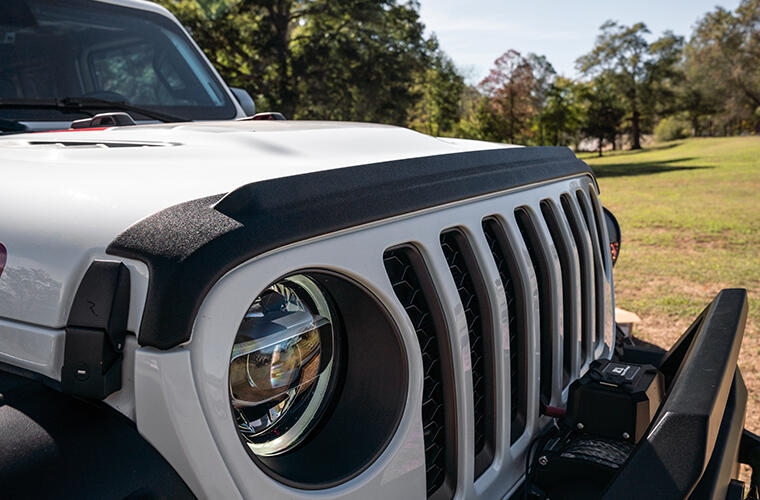 Jeep Trail Armor Hood Guard